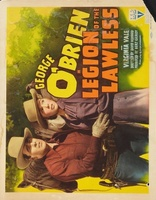 Legion of the Lawless movie poster (1940) picture MOV_1fcc5f80