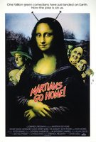 Martians Go Home movie poster (1990) picture MOV_1fceca34