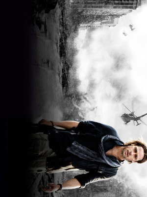 World War Z movie poster (2013) poster MOV_1fd250e8