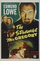 The Strange Mr. Gregory movie poster (1945) picture MOV_1fd3aa52
