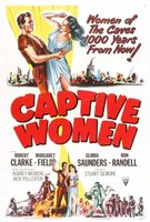 Captive Women movie poster (1952) picture MOV_b86dffc7