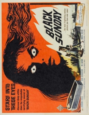 Maschera del demonio, La movie poster (1960) poster MOV_1febe86d