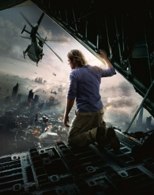 World War Z movie poster (2013) poster MOV_1fee6e90
