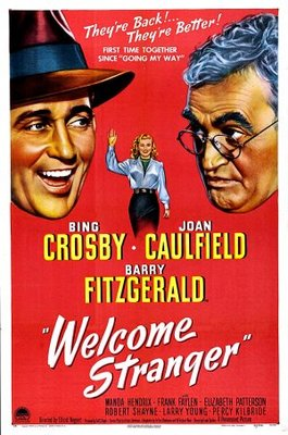 Welcome Stranger movie poster (1947) poster MOV_1ff2390b