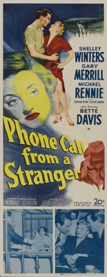 Phone Call from a Stranger movie poster (1952) poster MOV_1ffb439e