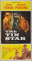 The Tin Star movie poster (1957) picture MOV_1lqajfit