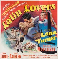 Latin Lovers movie poster (1953) picture MOV_1r556s0b