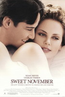 Sweet November movie poster (2001) picture MOV_1xdofrzx