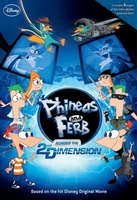 Phineas and Ferb: Across the Second Dimension movie poster (2011) picture MOV_20020a5a