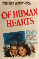 Of Human Hearts movie poster (1938) picture MOV_20054b5d
