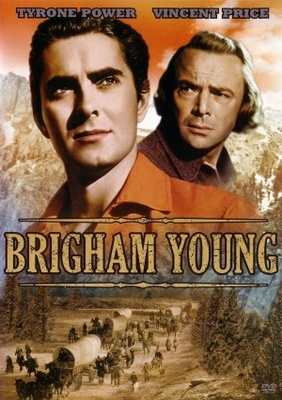 Brigham Young movie poster (1940) poster MOV_2006c69b