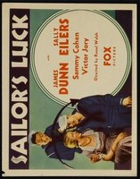 Sailor's Luck movie poster (1933) picture MOV_200bd6fd