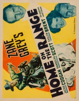Home on the Range movie poster (1935) poster MOV_200cd96d