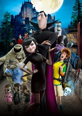 Hotel Transylvania movie poster (2012) poster MOV_200cff00