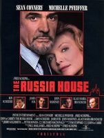 The Russia House movie poster (1990) picture MOV_200f9bca