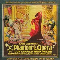 The Phantom of the Opera movie poster (1925) picture MOV_20122588