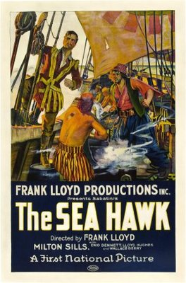 The Sea Hawk movie poster (1924) poster MOV_201330da