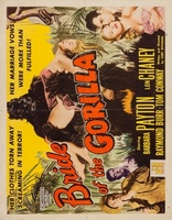 Bride of the Gorilla movie poster (1951) picture MOV_20139c0a