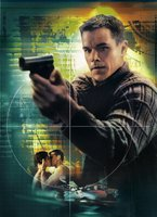The Bourne Identity movie poster (2002) picture MOV_201db6f6