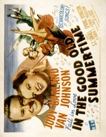 In the Good Old Summertime movie poster (1949) picture MOV_201efc00