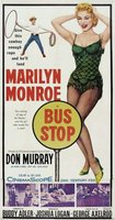 Bus Stop movie poster (1956) picture MOV_201fca63