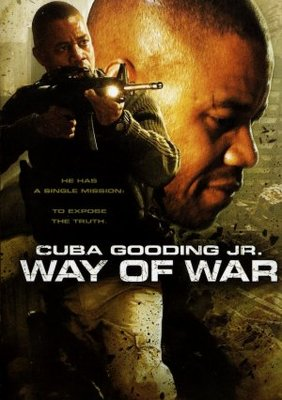 The Way of War movie poster (2008) poster MOV_20234098