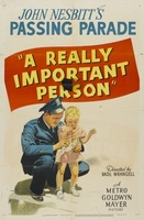 A Really Important Person movie poster (1947) picture MOV_2023660c