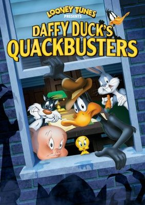 Daffy Duck's Quackbusters movie poster (1988) poster MOV_2023d10c