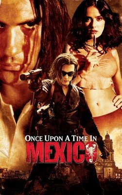 Once Upon A Time In Mexico movie poster (2003) poster MOV_20270646