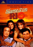 Blame It on Rio movie poster (1984) picture MOV_202a8612