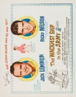 The Wackiest Ship in the Army movie poster (1960) picture MOV_202c6caf