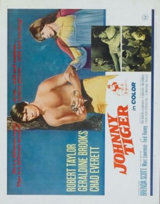 Johnny Tiger movie poster (1966) poster MOV_202d8208