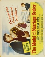 The Model and the Marriage Broker movie poster (1951) picture MOV_2030aa59