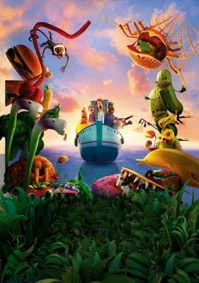 Cloudy with a Chance of Meatballs 2 movie poster (2013) poster MOV_203533d4