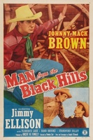 Man from the Black Hills movie poster (1952) picture MOV_203d8616