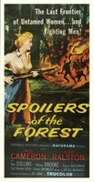 Spoilers of the Forest movie poster (1957) picture MOV_203e932a