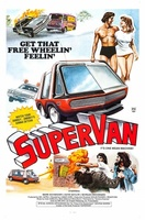Supervan movie poster (1977) picture MOV_203ffb59