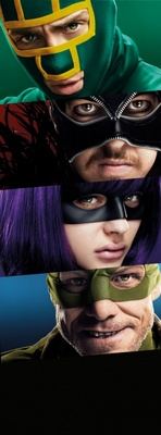 Kick-Ass 2 movie poster (2013) poster MOV_2040feab