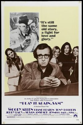 Play It Again, Sam movie poster (1972) poster MOV_20439108