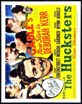 The Hucksters movie poster (1947) poster MOV_2044dc1f