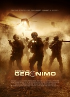 Code Name Geronimo movie poster (2013) picture MOV_2048990d