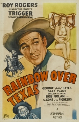 Rainbow Over Texas movie poster (1946) poster MOV_204ba730