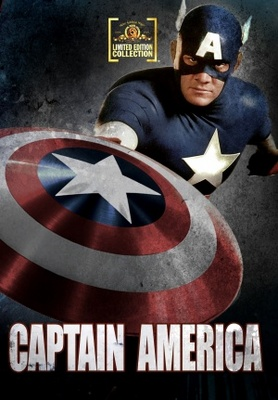 Captain America movie poster (1991) poster MOV_204d0b0c