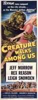 The Creature Walks Among Us movie poster (1956) picture MOV_2051d1a4