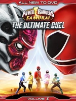Power Rangers Samurai movie poster (2011) picture MOV_e31a90f1