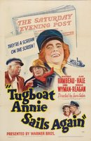 Tugboat Annie Sails Again movie poster (1940) picture MOV_20581eae