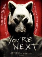 You're Next movie poster (2011) picture MOV_205d701e