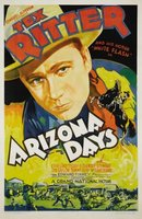 Arizona Days movie poster (1937) picture MOV_205e4ddf