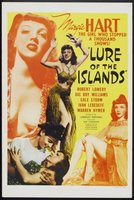 Lure of the Islands movie poster (1942) picture MOV_2063c150