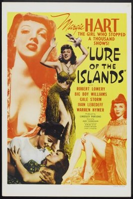 Lure of the Islands movie poster (1942) poster MOV_2063c150